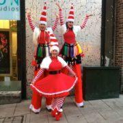 Miss Santa Trio