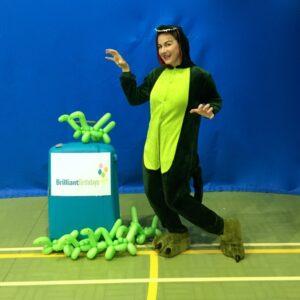 Dinosaur children's Party Host London