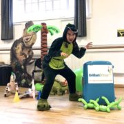 Dinosaur Party Fun London