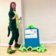 Dinosaur Children's Party