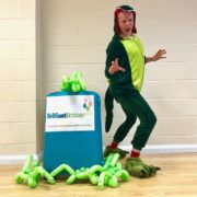 Dinosaur Kid's Party London