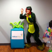 Dinosaur Kids Party London