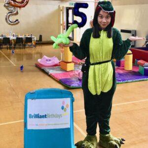Dinosaur Kid's Party Entertainment