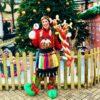 Christmas Elf Balloon Modelling Entertainment