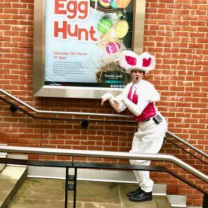 Easter Egg Hunt Host