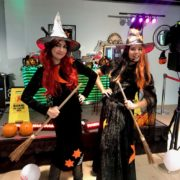 Witchy Halloween Entertainers