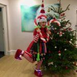 Miss Santa Balloon Modeller