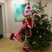 Miss Santa Balloon Modeller