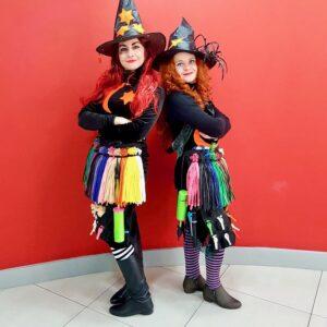 Amber Witch Balloon Modelling fun London