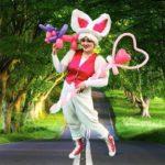 Easter Bunny Balloon Modeller