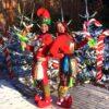 Fantastic Christmas Balloon Modelling Entertainment