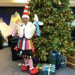 Miss Santa Christmas Balloon Modeller