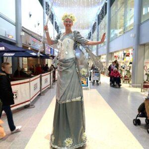 Christmas Fairy Stiltrwalker