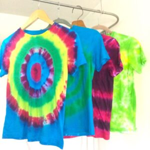 Tie Dye Party Fun