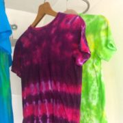 Tie Dye Party T Shirts