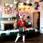 White Rabbit Balloon Modeller