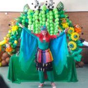 Parrot Wildlife Balloon Modeller