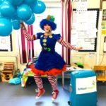 Clumsy Clown Party Fun London