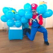 Supermario Party Host London