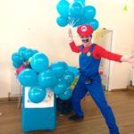 Supermario Lookalike Party Host