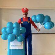 Supermario Lookalike Party