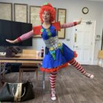Clumsy Clown from Brilliant Birthdays