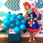 Clumsy Clown Party Host London