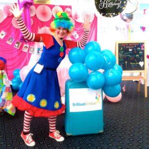 Clown Party Entertainment