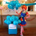 Clumsy Clown Party Entertainment London