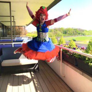 Clumsy Clown Party Fun