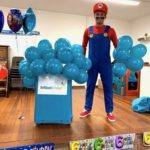 Super Mario Lookalike Party Supermario Lookalike Party