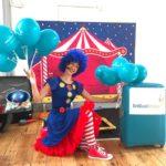 Clumsy Clown Host London