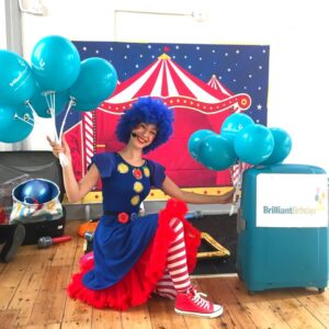 Clumsy Clown Host London