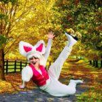 Bunny Childrens event entertainment