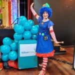 Clumsy Clown Childrens Party Host London