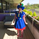 Clumsy Clown Entertainer London
