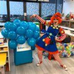 Clumsy Clown Kids Part Host London
