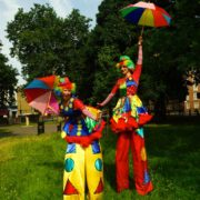 Stilt Walking Professionals
