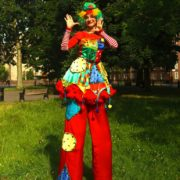 Stilt Walking Seasoned Professional Entertainment