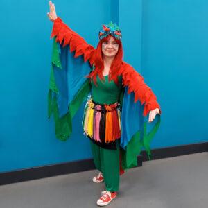 Parrot Kids Balloon Modeller London