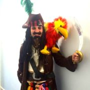 Perilous Pirate Balloon Modeller 1