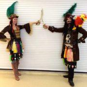 Perilous Pirate Balloon Modelling Entertainers