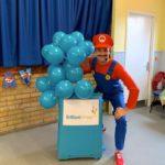 Supermario Party Host London