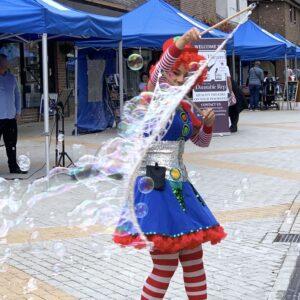 Clumsy Clown Bubbles