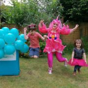Pink Unicorn Party London
