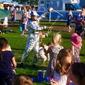 Spaceman Bubble Performance