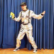 Spacewoman Bubble Gun Fun