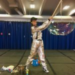 Space Bubble Performer