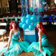 Mermaid Duo Party