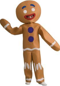 Gingerbread Man Bubble Meet & Greet